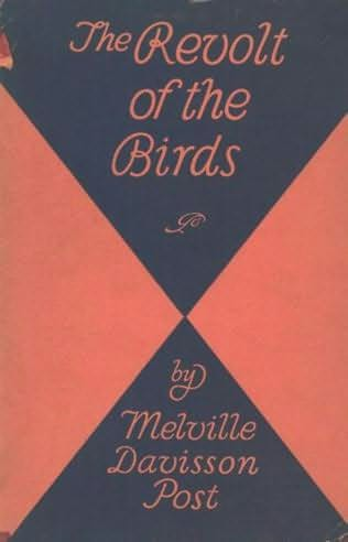book cover of The Revolt of the Birds