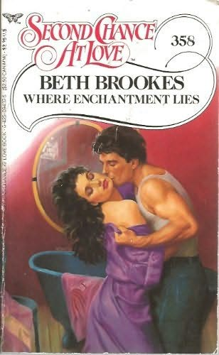 book cover of Where Enchantment Lies