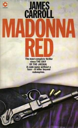 book cover of Madonna Red