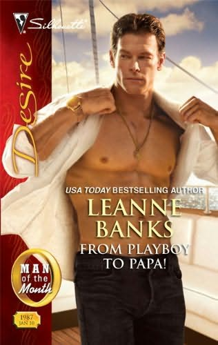 book cover of From Playboy to Papa!