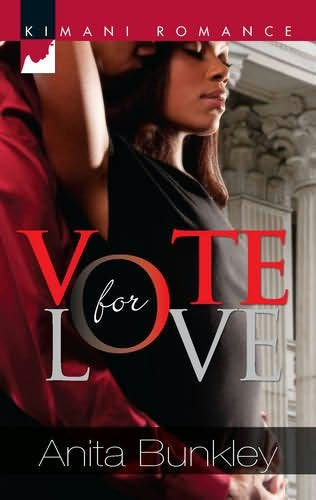 book cover of Vote for Love
