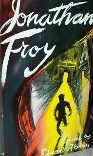 book cover of Jonathan Troy