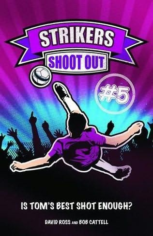 book cover of Shoot-out