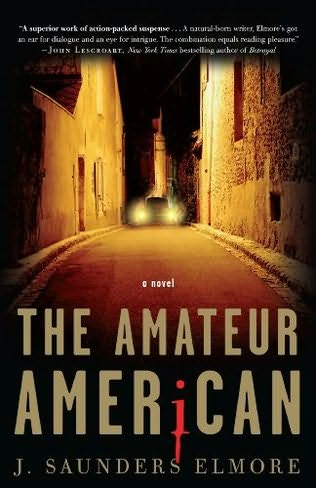 book cover of The Amateur American