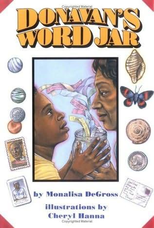 book cover of Donavan\'s Word Jar