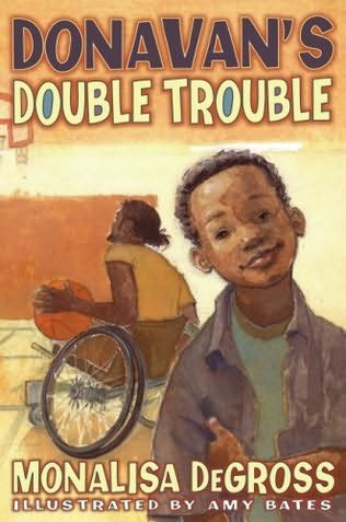 book cover of Donavan\'s Double Trouble
