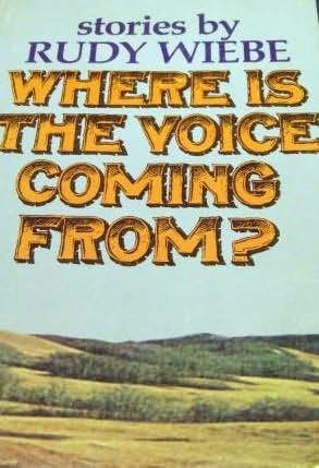 book cover of Where Is the Voice Coming From?