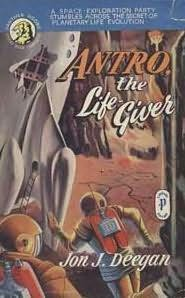 book cover of Antro the Life-Giver