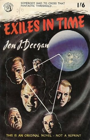 book cover of Exiles In Time
