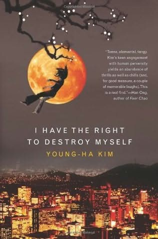 book cover of I Have The Right To Destroy Myself