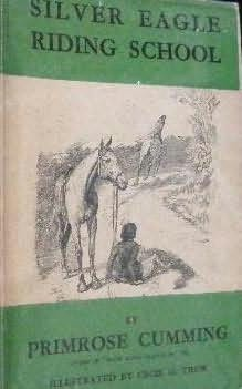 book cover of The Silver Eagle Riding School