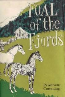 book cover of Foal of the Fjords