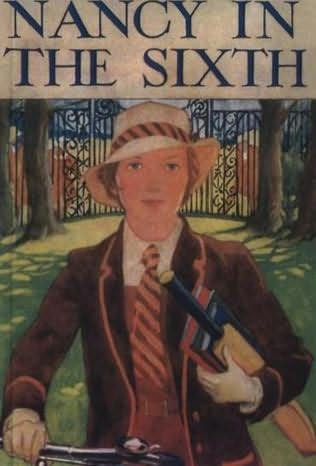 book cover of Nancy in the Sixth