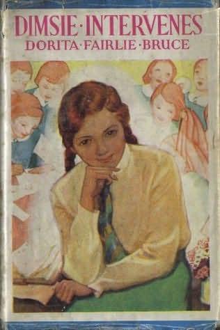 book cover of Dimsie Intervenes