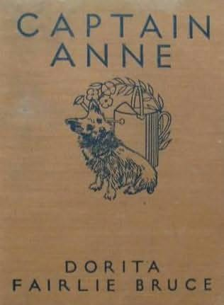 book cover of Captain Anne