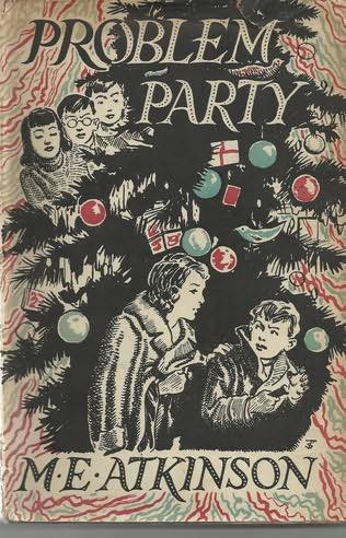 book cover of Problem Party