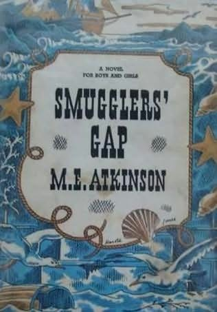 book cover of Smugglers\' Gap