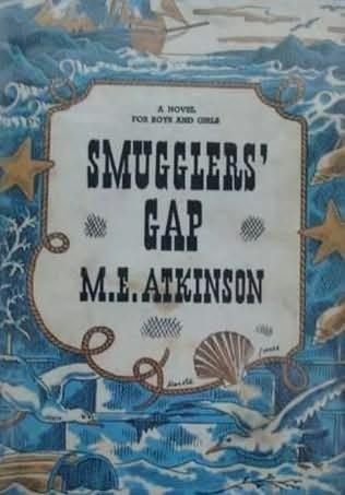 book cover of Smugglers\' Gap