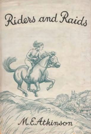 book cover of Riders And Raids