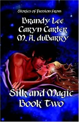 book cover of Silk and Magic Book Two