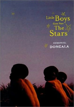 book cover of Little Boys Come from the Stars