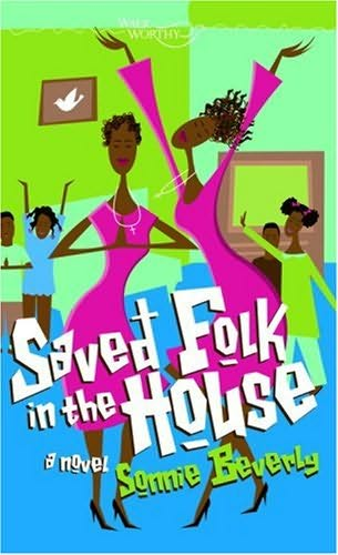 book cover of Saved Folk in the House