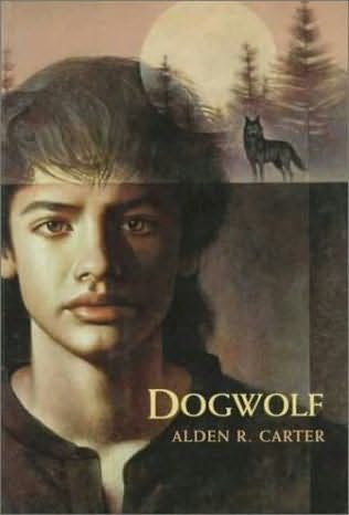 book cover of Dogwolf