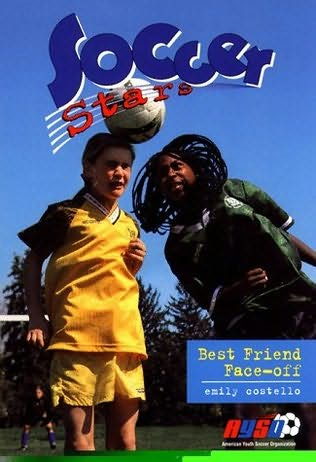 book cover of Best Friend Face-Off