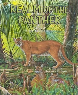 book cover of Realm of the Panther