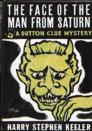 book cover of The Face of the Man from Saturn
