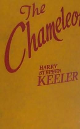 book cover of The Chameleon