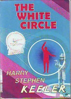 book cover of The White Circle