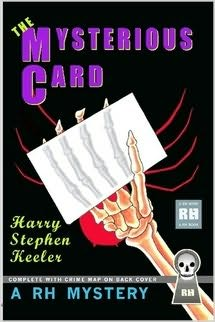 book cover of The Mysterious Card