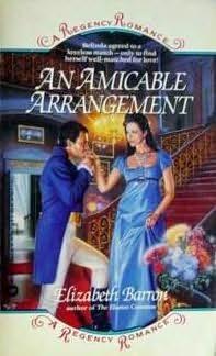 book cover of An Amicable Arrangement