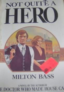 book cover of Not Quite A Hero