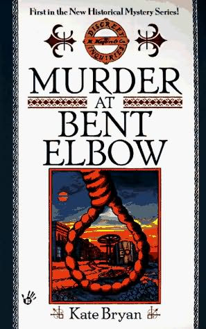 book cover of Murder At Bent Elbow