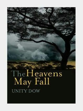 book cover of The Heavens May Fall