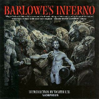 book cover of Barlowe\'s Inferno