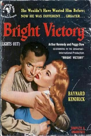 book cover of Bright Victory