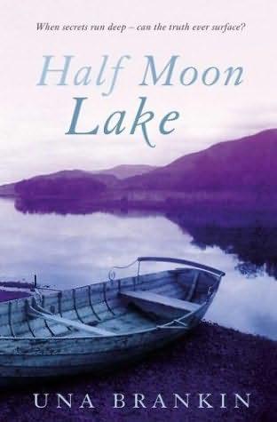book cover of Half Moon Lake