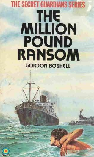 book cover of The Million Pound Ransom