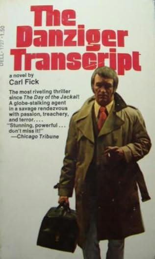 book cover of The Danziger Transcript