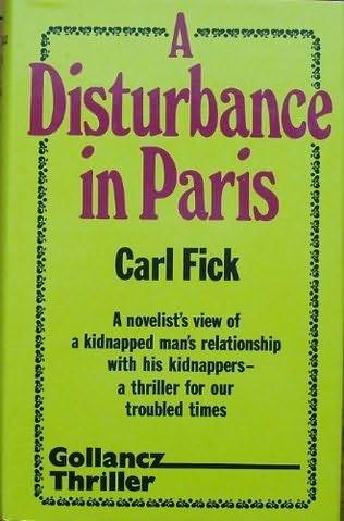 book cover of A Disturbance in Paris