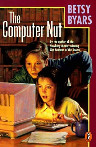 book cover of The Computer Nut
