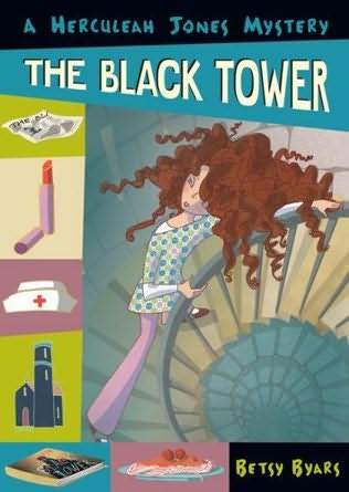 book cover of The Black Tower