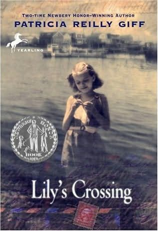 book cover of Lily\'s Crossing