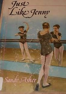 book cover of Just Like Jenny