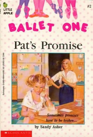 book cover of Pat\'s Promise