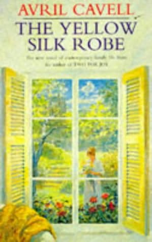 book cover of The Yellow Silk Robe