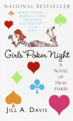 book cover of Girls\' Poker Night
